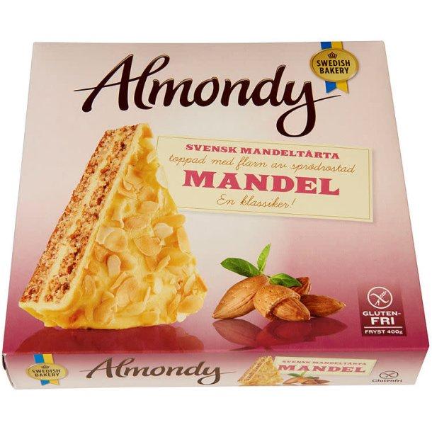 MANDELKAKE Almondy, 400G