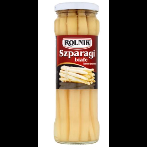 ASPARGES Hvite Rolnik, 370ml