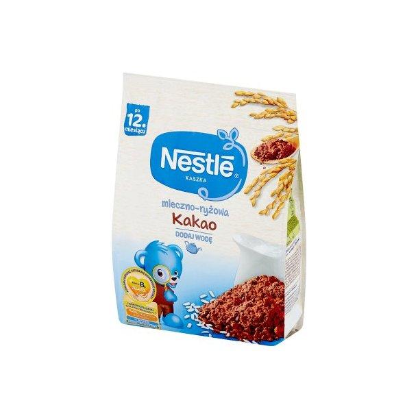 Risgrøt med melk med Kakao fra 12. mnd NESTLE, 230g