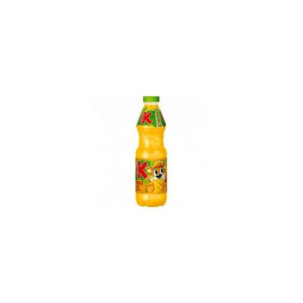 Gulrot-banan-mango juice Kubus, 900ml