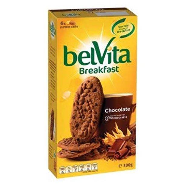Kjeks Original Brekfast Chokolate BelVita, 300g