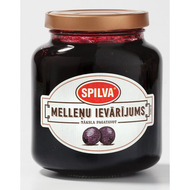 Blåbærsyltetøy Spilva, 380g
