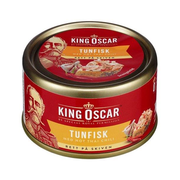 Tunfisk Thai Chili King Oscar, 85g