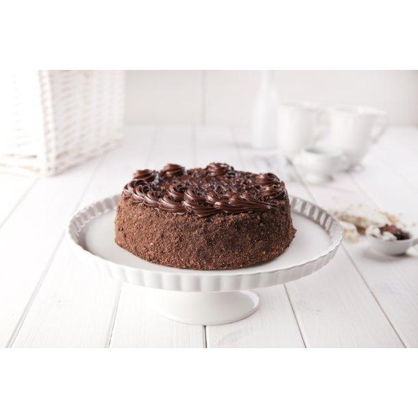 Laima Marengskake med peanøtter og rik sjokoladeglasur frossen, 700g