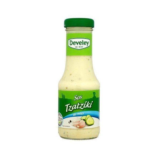 """Tzatziki"" Saus Develey, 200ml"