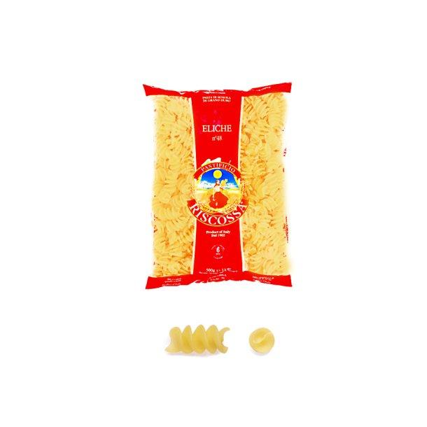 Riscossa pasta - Eliche, 500g