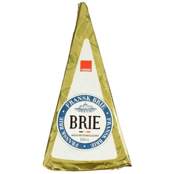 Fransk BRIE Mild Hvitmuggost, 180g