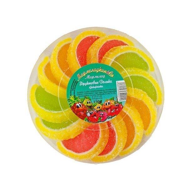 Fruktgeléskiver, 150g