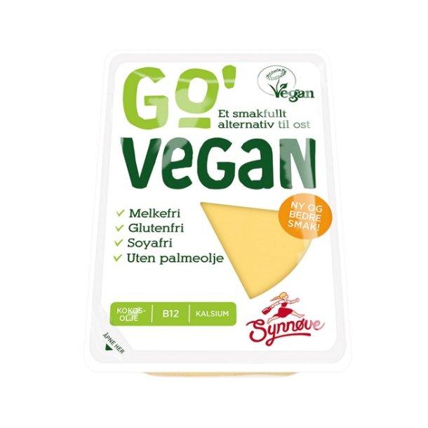 Go'vegan Skivet Synnøve, 200g