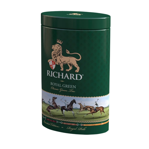 Løse Blad Grønn Te ''Royal Green'' Richard, 80g