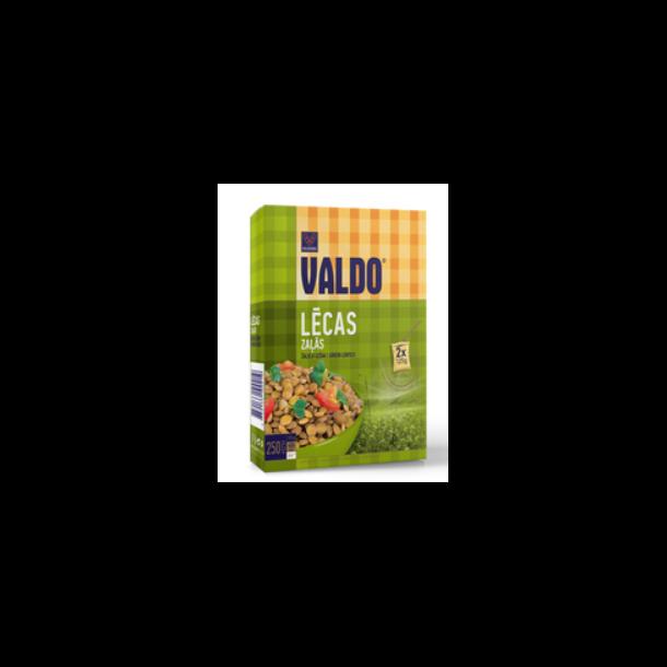 Grønne linser Valdo, 250g (2x125g)