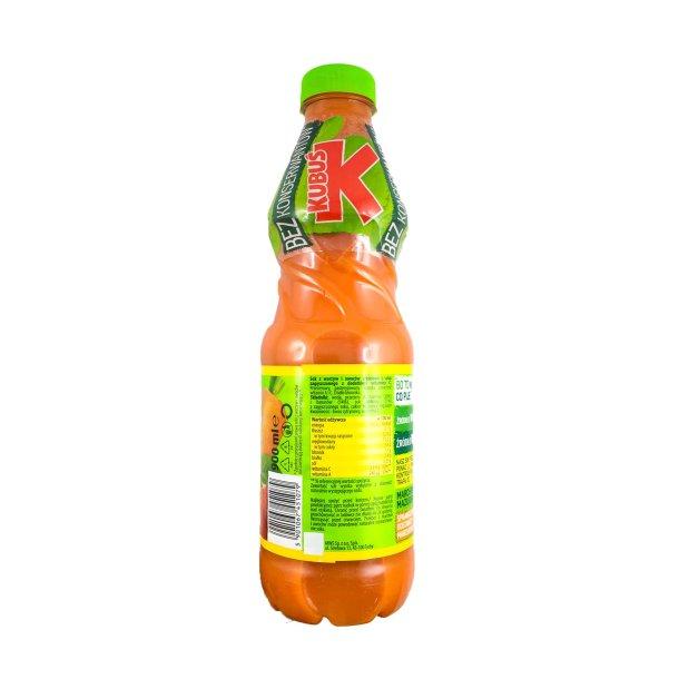 Gulrot juice Kubus, 900ml