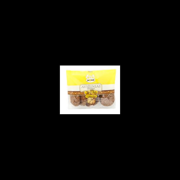 Havrekjeks med gresskar frø, 400g