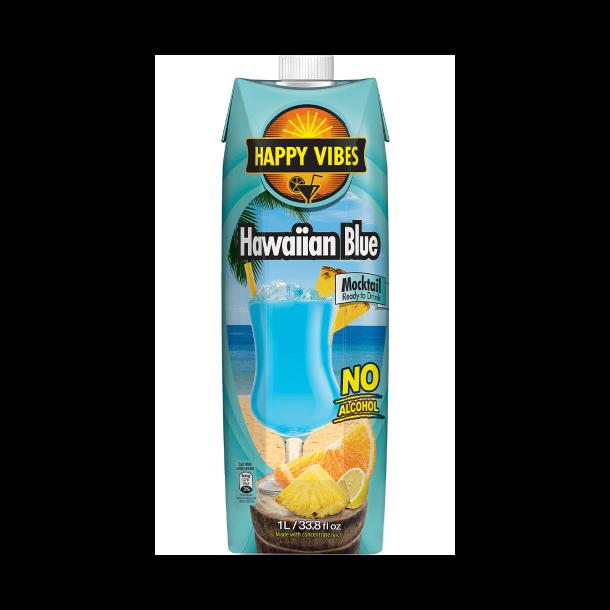 Hawaiian Blue Mocktail , 1l