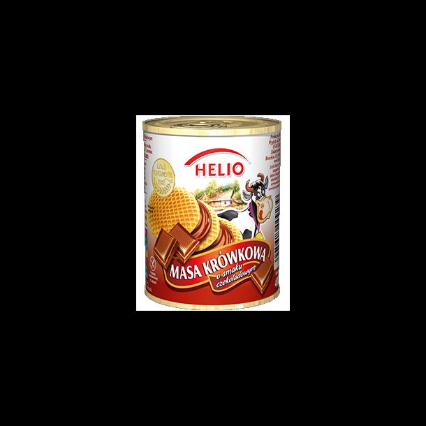Kondensert melk med Sjokoladesmak HELIO, 400g