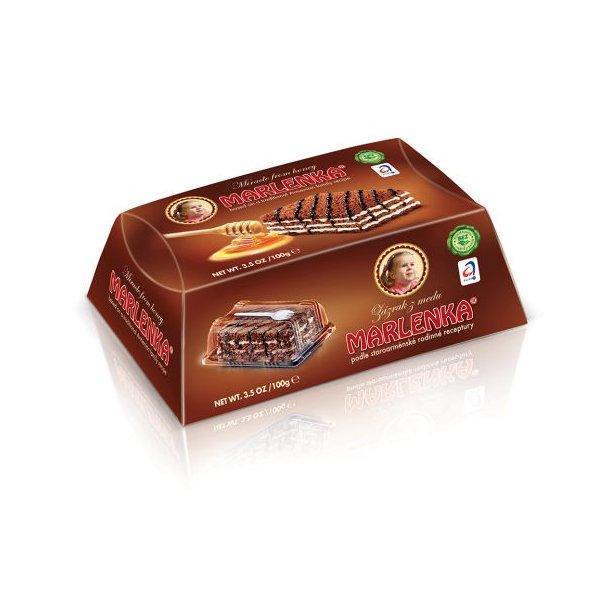Honningkake med Kakao MARLENKA, 100g