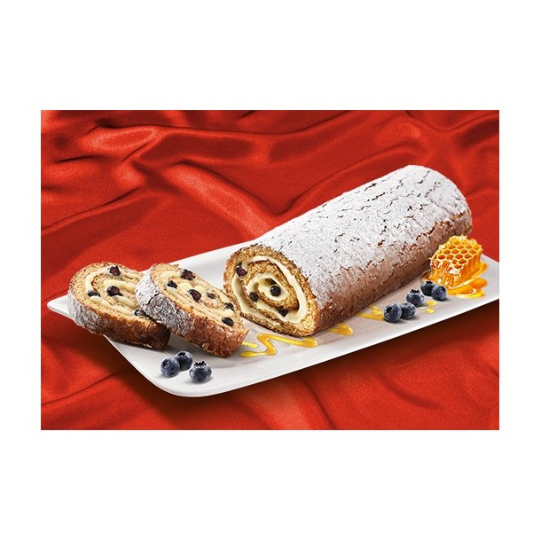 Honey Roll med blåbær MARLENKA, 300g