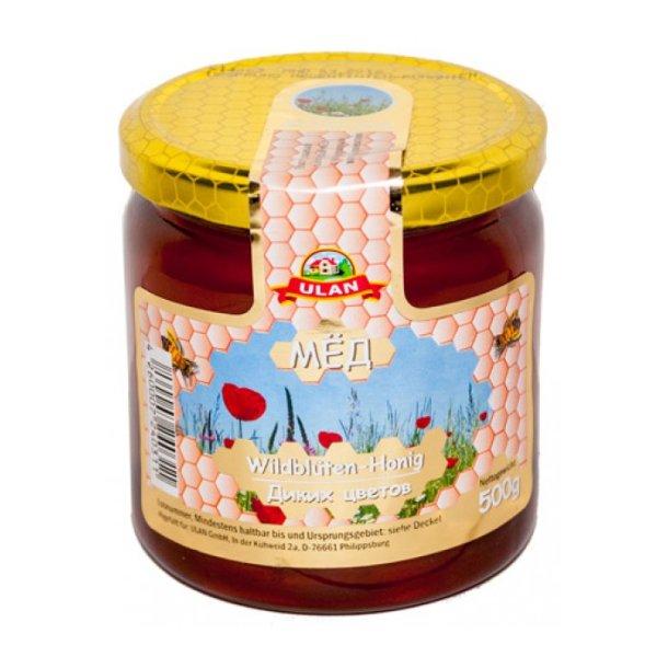 Honning Villblomst Ulan, 500g