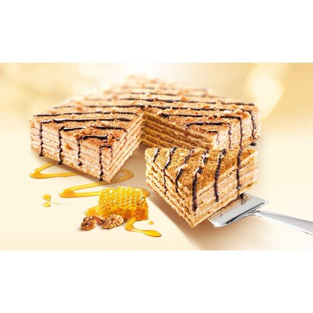 Honningkake med valnøtter MARLENKA, 800g