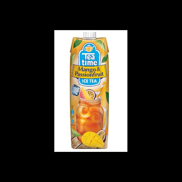 IsTe Mango & Passionfrukt, 1l