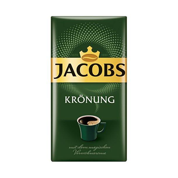 Jacobs Kronung Kaffe, 500g