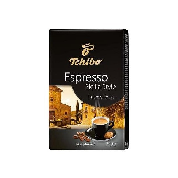 Kaffe TCHIBO Espresso Sicilia Style, 250g