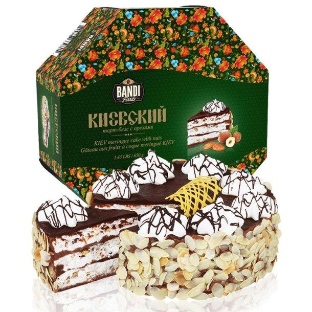 "Kake ""Kiev"" frossen BANDI, 650g"