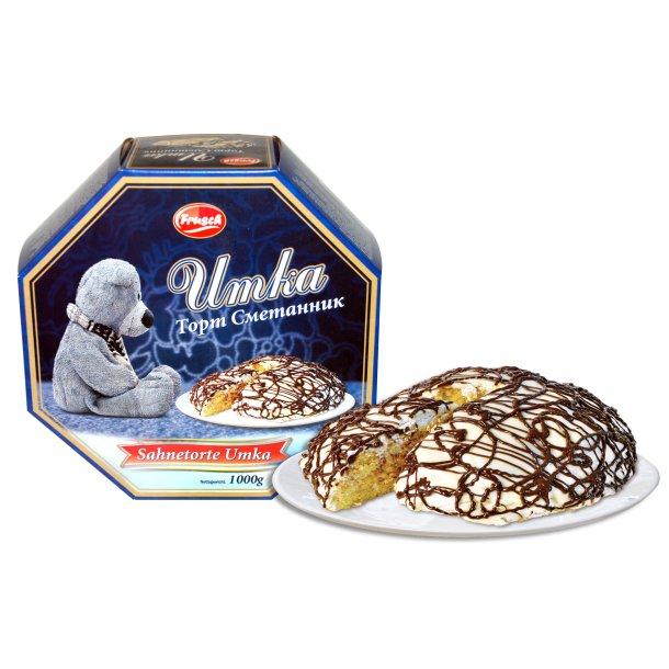 Kake UMKA, frossen 1000g