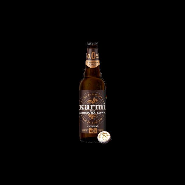 Karmi 0,0% Øl med Iskaffesmak, 0,5l