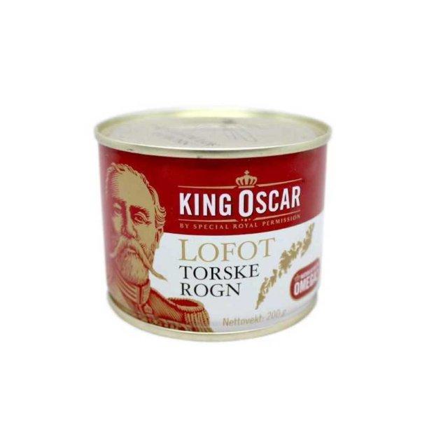 TORSKEROGN King Oscar, 200g