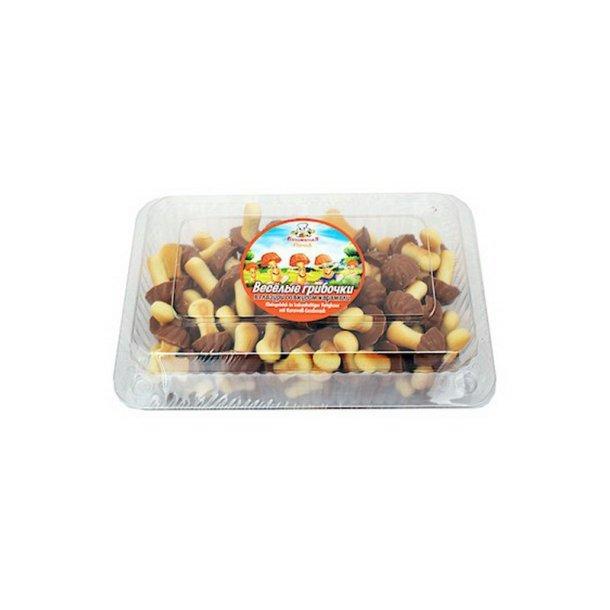 Kjeks Morsomme Sopp med karamelsmak, 250g