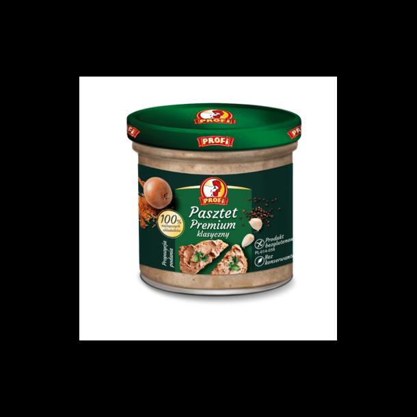 Pate Klassisk Premium GlutenFri Profi,130g