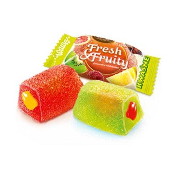 """Konfekter """"Fresh & Fruity"""" WAWEL, 500g"""