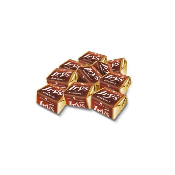 "Konfekter ""IRYS Sjokoladesmak (Karamell)"", 500g"