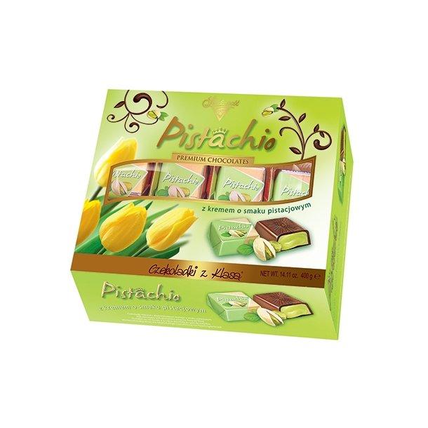Konfekter Pistachio Premium, 400g