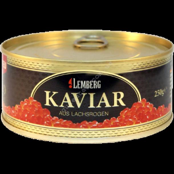 Pink Salmon Caviar ALYASKA GOLD Lemberg, 250g