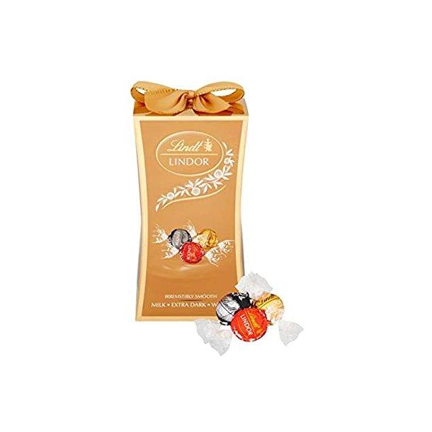 "Sjokolade Lindt ""Lindor"" Assorti Gift Box, 75g"