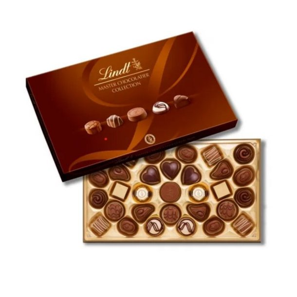 Lindt Master Chocolatier Collection, 320g