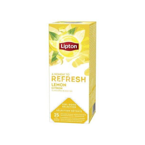 Lipton Refresh Lemon te, 25 pos