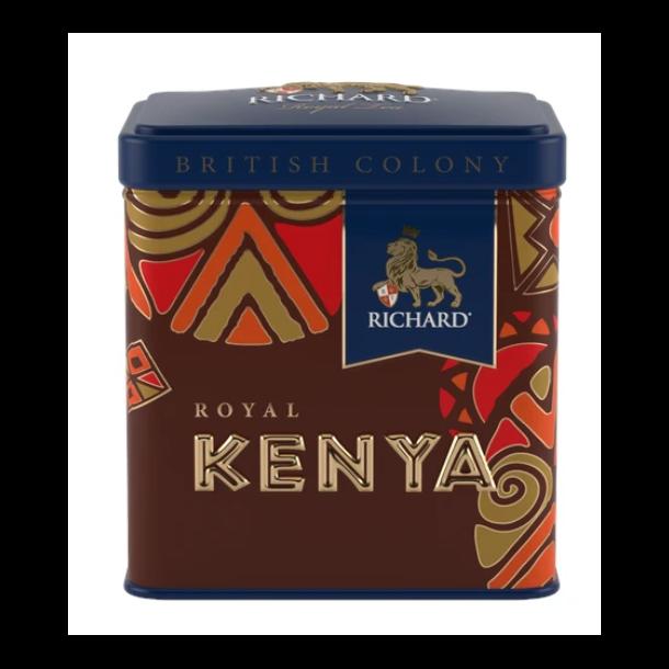Løse Blad Svart Te ''British Colony Royal Kenya'' Richard, 50g