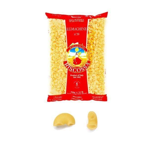 Riscossa pasta - Lumacine, 500g