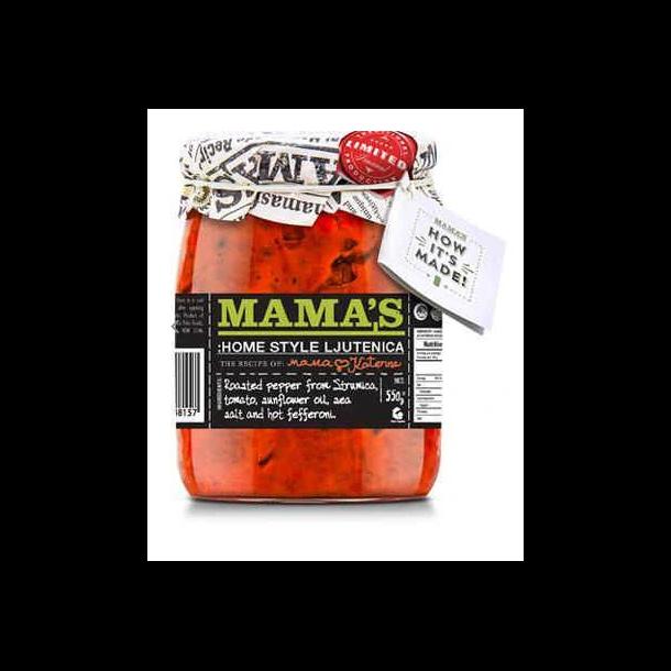 MAMAS LUTENICA, 550g