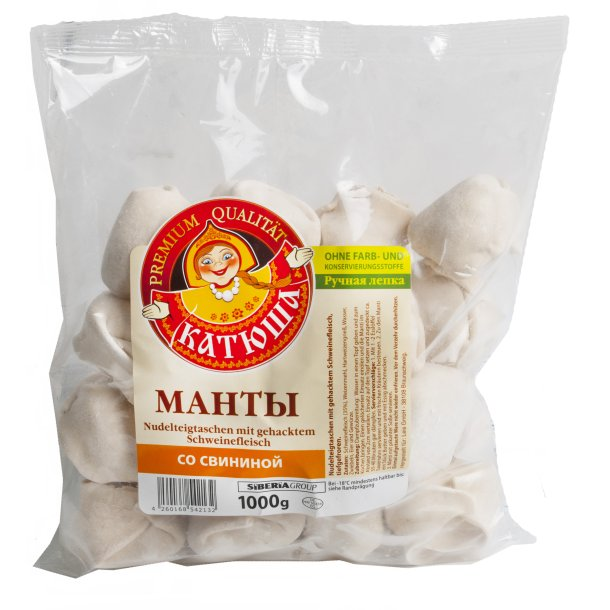"MANTY ""Katjusha"", 1000g"