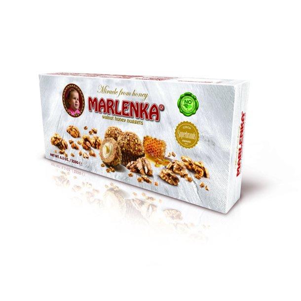 Valnøtt  honning konfekter MARLENKA, 235g (12stk)