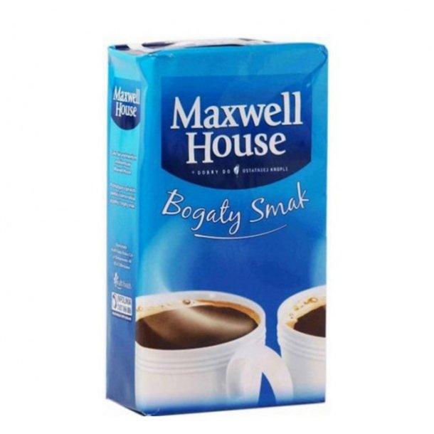 MAXWELL HOUSE Kaffe, 500g