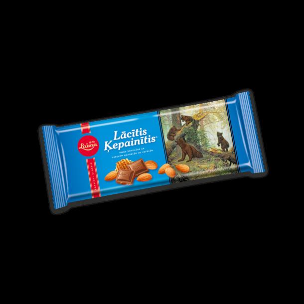"""Melkesjokolade """"Lacitis kepainitis"""" Laima, 200g"""