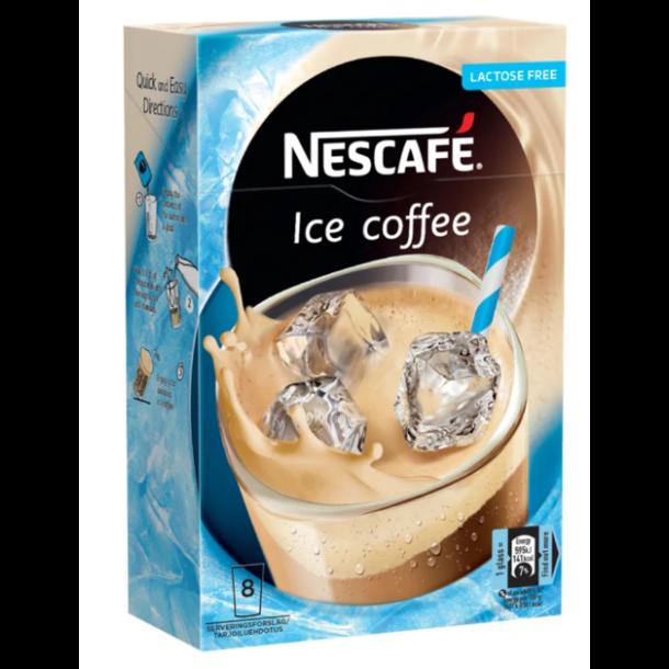 Nescafe Ice Coffe Lactose Free, 112g (8 x 14g)