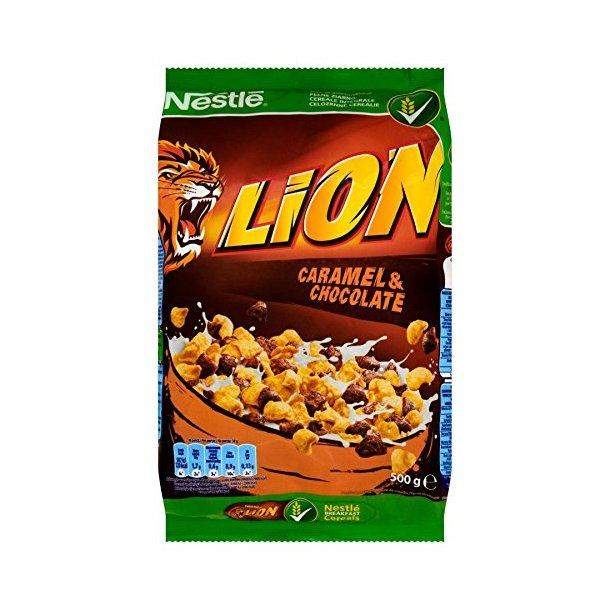 LION Frokostblanding NESTLE, 500g