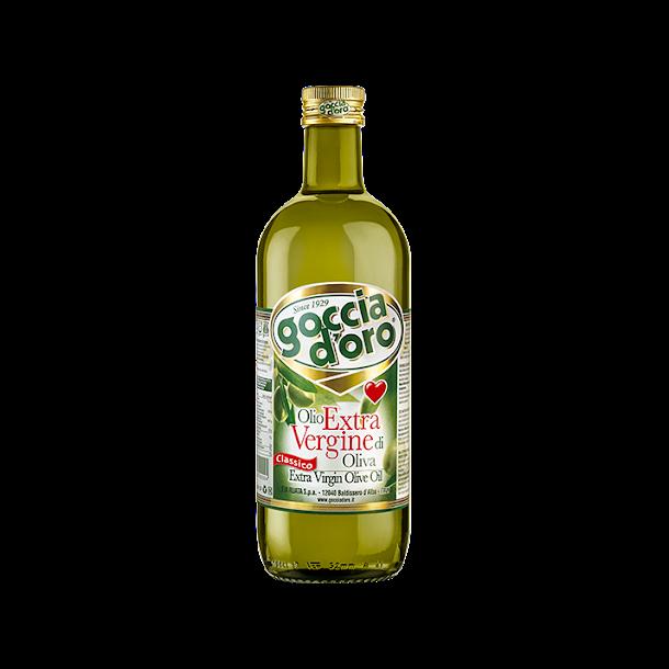 Extra Virgin Olivenolje Goccia D`ORO, 1l