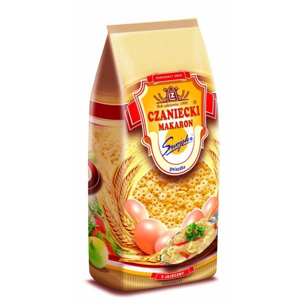 """Pasta med egg """"Gwiazdka"""" Czaniecki, 250g"""